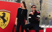法拉利携手阿玛尼升级服饰系列