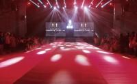 第十五届中国超级模特大赛(江西赛区)在江西服装学院举行