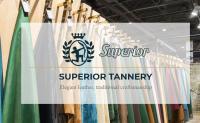 意大利高端皮革制造商 Superior Tannery 改造鞣革工艺