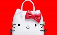 Balenciaga推出Hello Kitty包袋系列