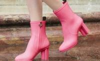 Louis Vuitton推出全新Rain系列雨靴