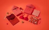 优衣库春节红色单品点亮造型