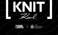 KARL LAGERFELD 和 The Woolmark Company 推出编织礼盒