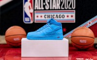 Just Don x NIKE Air Force 1 Hi Chicago