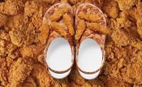 炸鸡味的洞洞鞋?肯德基 x Crocs 联名系列即将发售