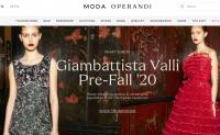 美国时尚电商 Moda Operandi 完成新一轮融资