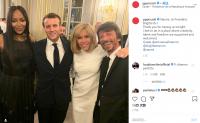 巴黎女装周开幕,法国总统邀请全球设计师欢聚