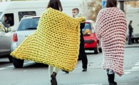 anna marinenko设计的纯手工编织产品