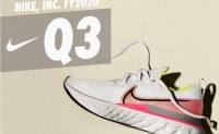 Nike 过去三个月中国销售下滑4%,但线上大增30%