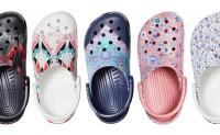 Crocs 和 Liberty London 带来印花合作系列