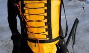 manuel chichorro打造捕鱼者专用多功能背包