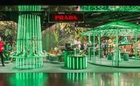"""Prada 在 SKP-S 带来""""Hyper Leaves""""特别项目"""