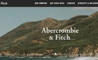 Abercrombie&Fitch 连续三年实现增长