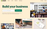 "Shopify 推出首款购物APP内置""附近商家""功能"