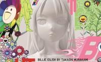 Billie Eilish × 村上隆 x 优衣库合作系列 UT 正式亮相