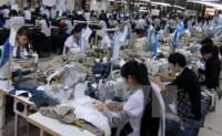 越南纺织品服装4月出口统计