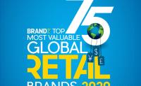 BrandZ全球零售品牌75强榜单(2020)