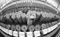今年全球纺织品生产将经历两位数的下降