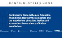 意大利时尚工业联合会就疫情后时尚业重启提出5项建议