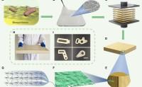 新型纳米纤维素高性能仿生结构材料研制获进展