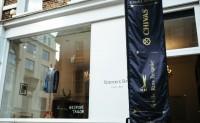 伦敦男装定制一条街 Savile Row 希望降低租渡疫情难关