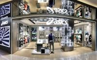 ASICS 首家潮流生活店在上海 iapm 开业