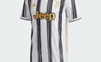 adidas 发布尤文图斯 2020/21 新赛季主场球衣