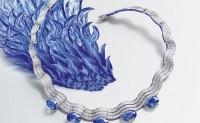 卡地亚全新的[Sur]naturel高级珠宝系列