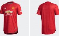 adidas 发布曼联新赛季全新主场球衣套装