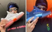 Lucien Clarke x Louis Vuitton 滑板鞋