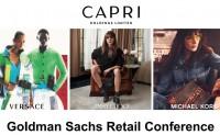 Capri集团CEO称:Versace正加速发展