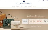 英国轻奢皮具品牌 Aspinal of London 申请破产保护