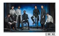 DIOR 发布 2020 冬季男装系列广告大片