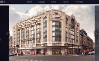 LVMH 集团的巴黎地标建筑 La Samaritaine,把10月的大秀搬到这里