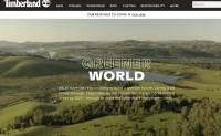 "Timberland 建立对地球环境有""净正面影响""供应链"
