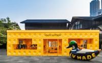 Louis Vuitton 在成都带来了新的快闪店