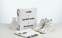 ASH x AMAZING PANDA x KEN KEFLIONE 胶囊系列发售