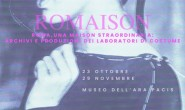 """罗马""""Romaison 2020""""展:探索服装工作室与电影和时尚的渊源"""