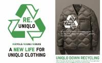 优衣库发起名为 Re. Uniqlo 旧衣回收计划