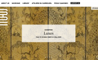 """卢浮宫举办特别展览""""Luxes"""" 回顾世界奢侈品的演化历史"""