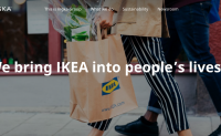 IKEA 母公司 Ingka 集团投资6亿欧元用于可持续发展