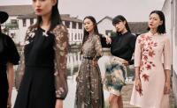 设计师何平与沙伦玫瑰合作推出联名系列