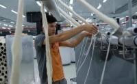 9月越南出口纱线16.68万吨