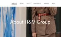 H&M 集团任命可持续发展女主管
