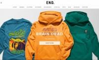 互联网起家的英国男装零售商 End Clothing 最新估值达7亿英镑