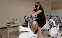USask研究人员发现口罩在运动时不会阻碍呼吸