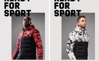 adidas 发布 2020 款欧洲足球俱乐部冬季羽绒服