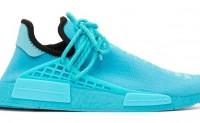 Pharrell Williams x adidas Originals NMD Hu 全新配色
