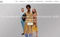 美国二手奢侈品电商 The RealReal 第三季度净亏损4300万美元