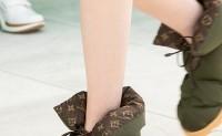Louis Vuitton 推出 Pillow 及踝靴